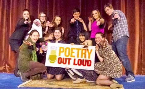 2016 Maine Poetry Out Loud