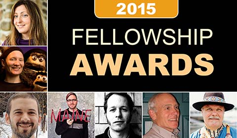 Artist Fellowships Awarded