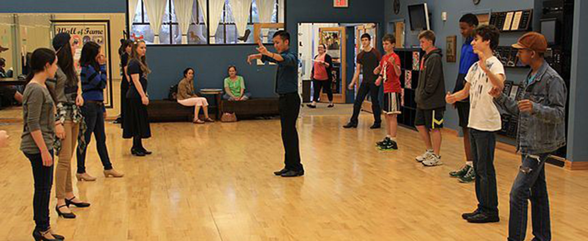 Dance Education Grant header image