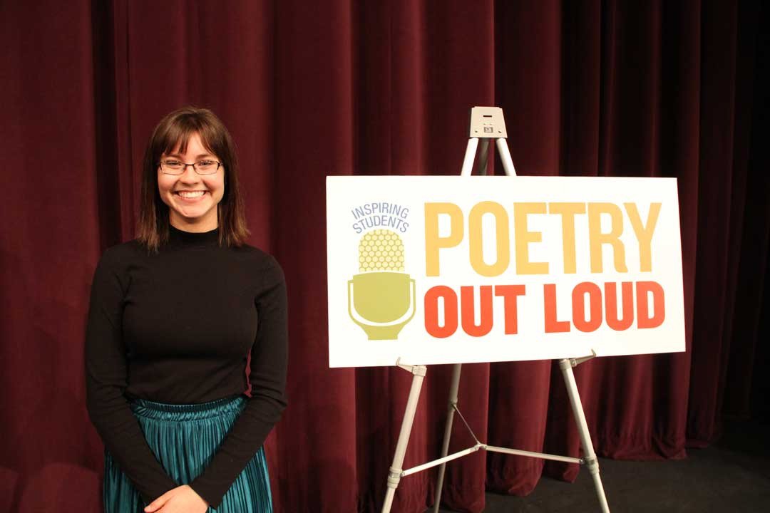 Poetry Out Loud header image
