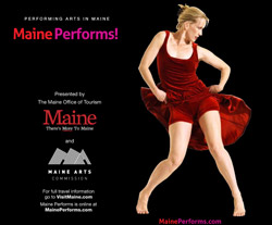 Maine Performs