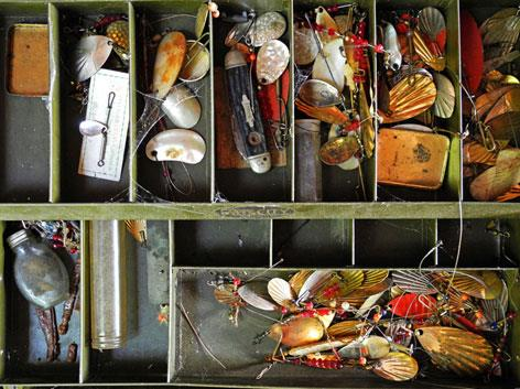 Ben's Camp - Tackle Box